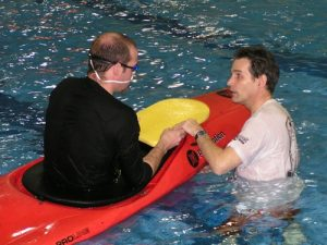 Teaching Kayak Roll