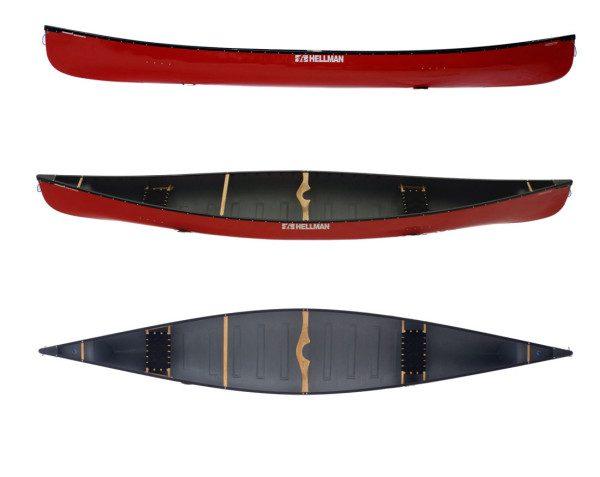 Prospector Canoe