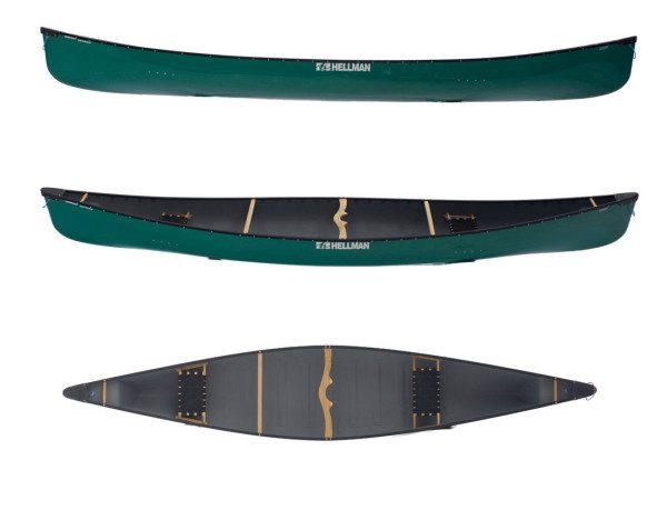 Slocan Canoe